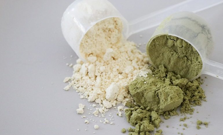 proteine in polvere per dimagrire_