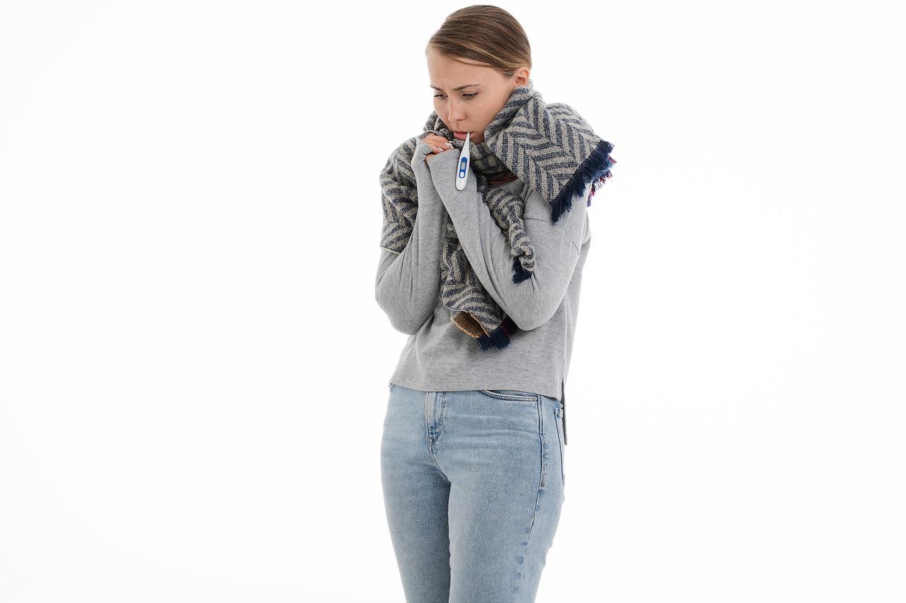 Brividi di freddo senza febbre e stanchezza