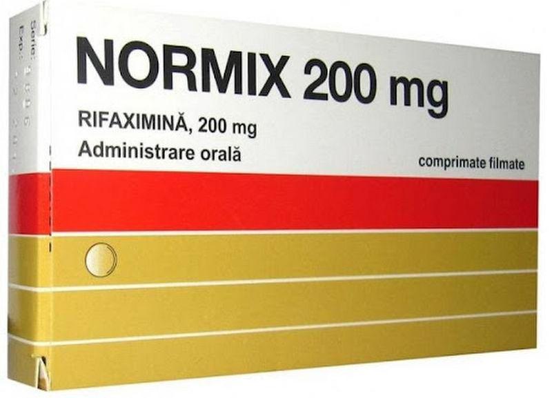 normix 200 mg prima o dopo i pasti